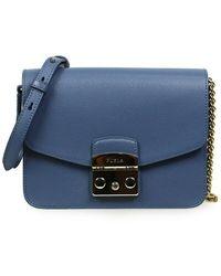 Furla Crossbody Bag - Blauw