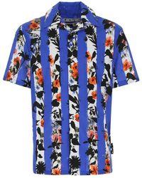 Ferragamo Shirt - Blauw