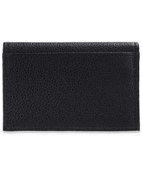 See By Chloé Lizzie card case Negro