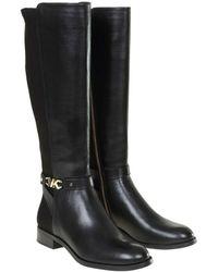 Michael Kors Boots Negro