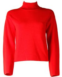 Expresso Sweater - Rood