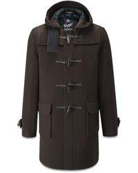 Gloverall Morris Duffle Coat - Braun