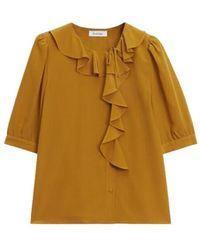 Rodebjer Xilla Shirt Naranja