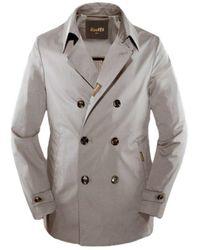 Moorer Coat - Grijs