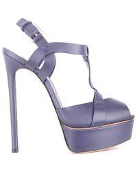 Casadei Sandals - Blauw