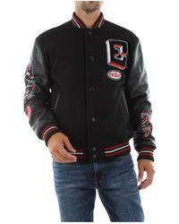 Edwin 45421mc000145-t Jacket - Zwart