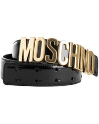 Moschino Belt - Zwart
