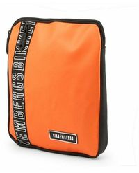 Bikkembergs Bag E2Apme170032 Naranja
