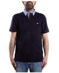 Harmont & Blaine Polo Shirt - Blauw