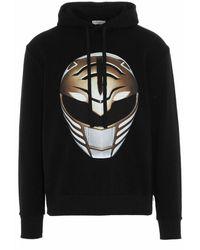 ih nom uh nit Men's Ncw20253009 Sweatshirt - Zwart