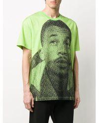 Martine Rose T-Shirt Verde