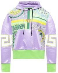 Versace Patterned Hoodie - Meerkleurig