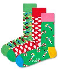 Happy Socks Socks - Groen