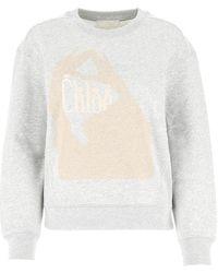 Chloé Sweatshirt - Gris