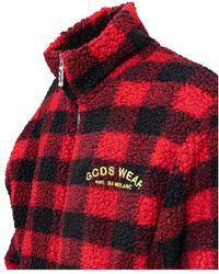Gcds Coat Rojo
