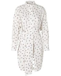 Munthe Dress - Bianco