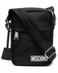 Moschino Shoulderbag - Zwart
