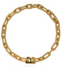 Balenciaga Chain Ketting - Geel