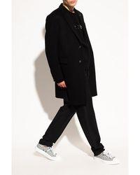 Versace Wool coat - Noir