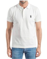 Mauro Grifoni Polo Shirt - Wit