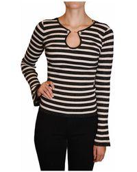 Pinko Stretch Yarn Sweater - Bruin