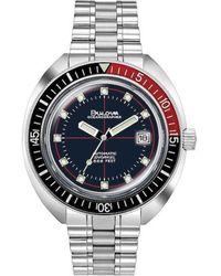 Bulova Watch 98B320 - Grau