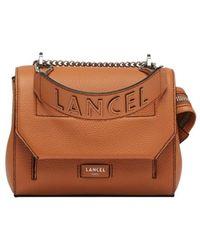 Lancel Ninon Flap Bag - Bruin