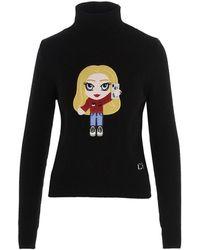 Chiara Ferragni Sweater - Zwart