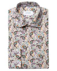 Eton Overhemd100000739 65 - Mehrfarbig