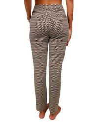 Diane von Furstenberg Pantalon - Grau