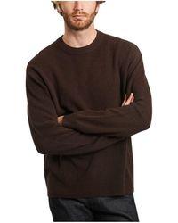 Samsøe & Samsøe - Crew neck sweater Viktor 12758 - Lyst