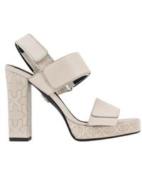 Bronx Sandals - Blanco