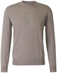 Canali Sweater - Naturel