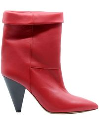 Isabel Marant Bo0560-20a043s Boots - Rood