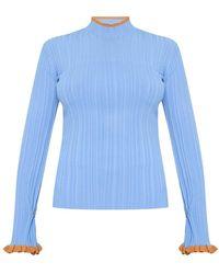 Holzweiler Long-sleeved top - Blu