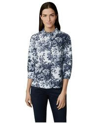 Windsor. 52 Db557 10011427 Shirt - Blauw