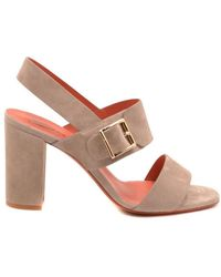 Santoni Sandals - Bruin