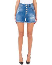 Pinko - Shorts Dido 1j10m1 Y649 - Lyst