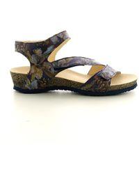 Think! Sandals 84372 - Blauw