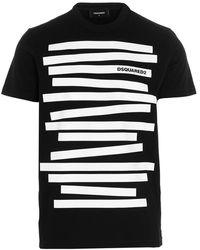 Palm Angels T-shirt - Zwart