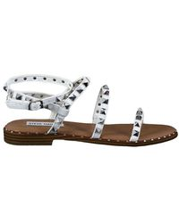 Steve Madden Flat Sandals With Studs