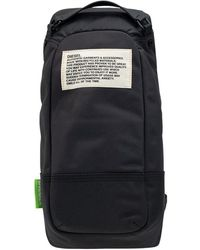 DIESEL Bodhio one-shoulder backpack - Nero