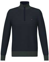 Tommy Hilfiger Sweater mwomw21382 mb5 Verde