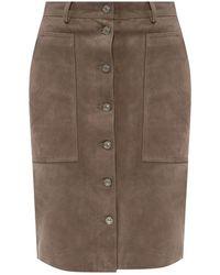 AllSaints - Lorel skirt - Lyst