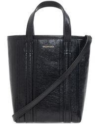 Balenciaga Barbes Small Shoulder Bag - Zwart