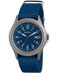 Breil Watch - Tw1485 - Blau