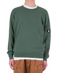 C.P. Company Crewneck Sweatshirt - Groen