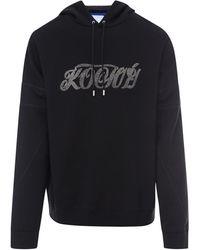 Koche Sweatshirts Sk2Gu0004S25474 - Nero