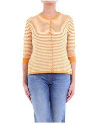 Suoli S32121007 Cardigan - Orange