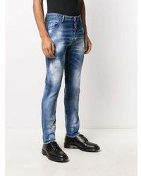 DSquared² Jeans cool guy délavé Azul